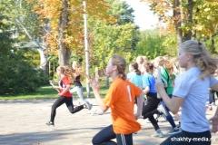 Легкоатлетическая эстафета10