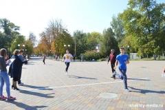 Легкоатлетическая эстафета13