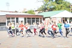 Легкоатлетическая эстафета8