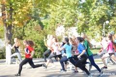 Легкоатлетическая эстафета9