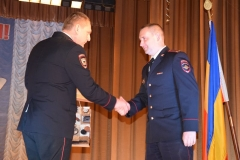 награждение сотрудников полиции17
