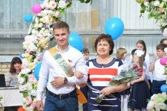 выпускники школы 2013