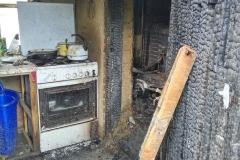 Пожар на Старокирпичной7