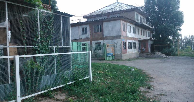 В Шахтах в поселке Ново-Азовка появился бельчатник