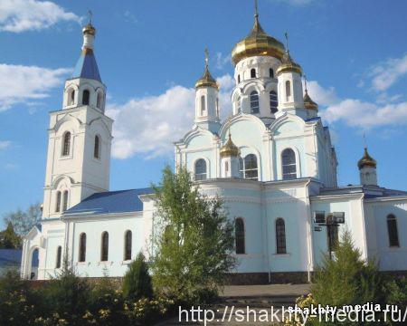 27 июля Шахтинская епархия празднует пять лет со дня образования
