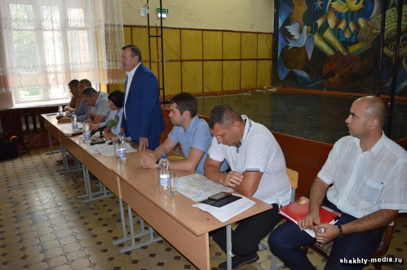 28,2 километра составит газопровод в поселки Дуваново, Даниловка и Новогрэсовский г. Шахты