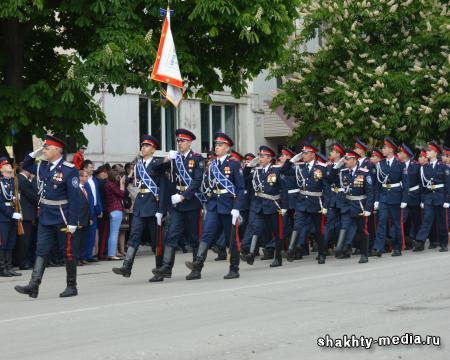 В кадетские корпуса Ростовской области приедут учиться крымчане