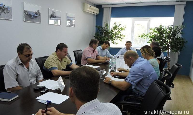 На заводе «Техмаш» проведено второе выездное заседание Совета директоров