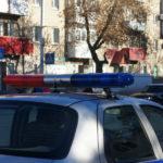 В городе Шахты автомобильная стоянка лишилась отбойников