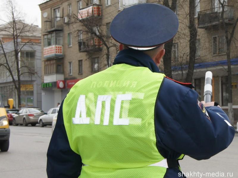 В Новочеркасске 26-летняя женщина-водитель сбила инспектора ДПС