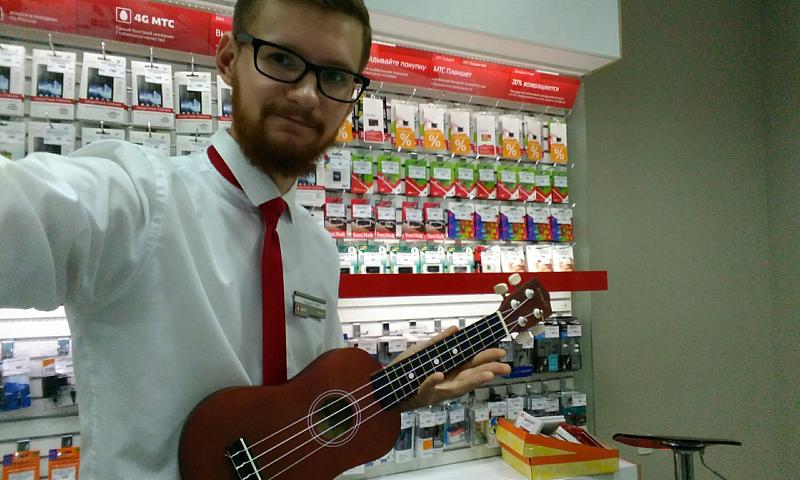 Родион Гливук: «Музыка для меня – это эмоции!»