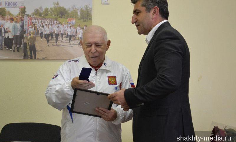 Виктор Дорохин отметил свой юбилей