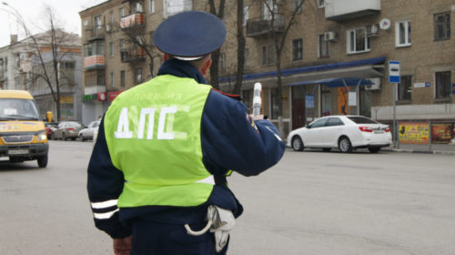 В Шахтах за четыре дня выявлено 69 нарушений ПДД РФ