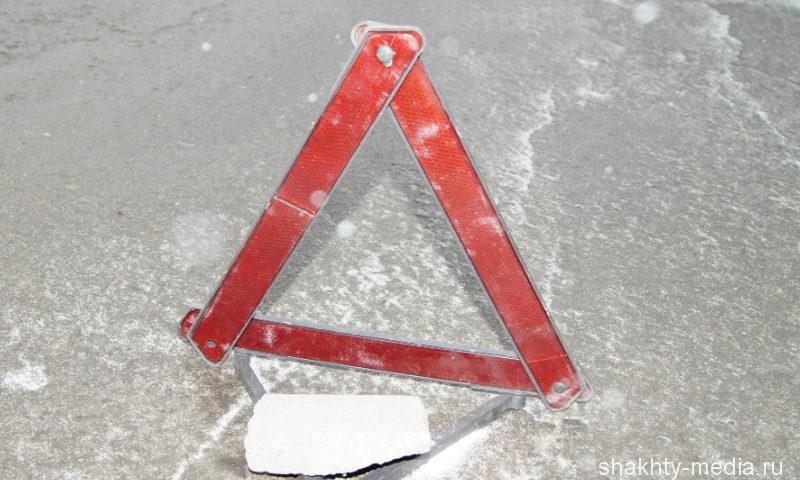 В Шахтах в аварии пострадал мужчина