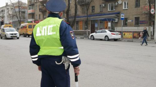 В Шахтах за четыре дня выявлено 86 нарушений Правил дорожного движения