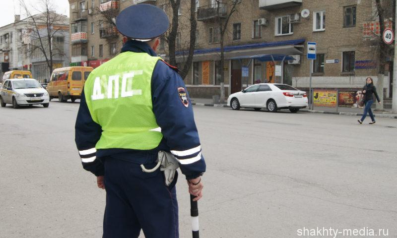Шахтинская госавтоинспекция проверит водителей на трезвость