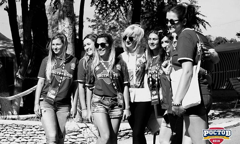 «Ростов 2016»: команда в действии