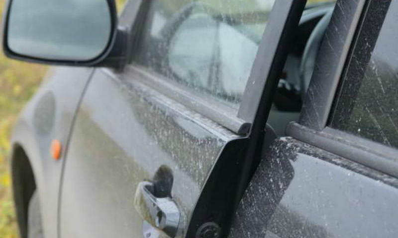 В Шахтах у пенсионерки была угнана «Тойота Лэнд Крузер»