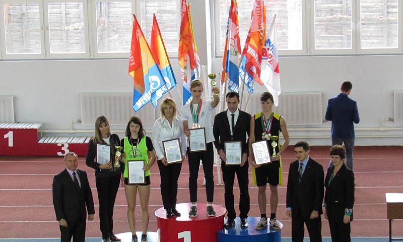 Вторые Олимпийские игры среди школьников  города Шахты завершились