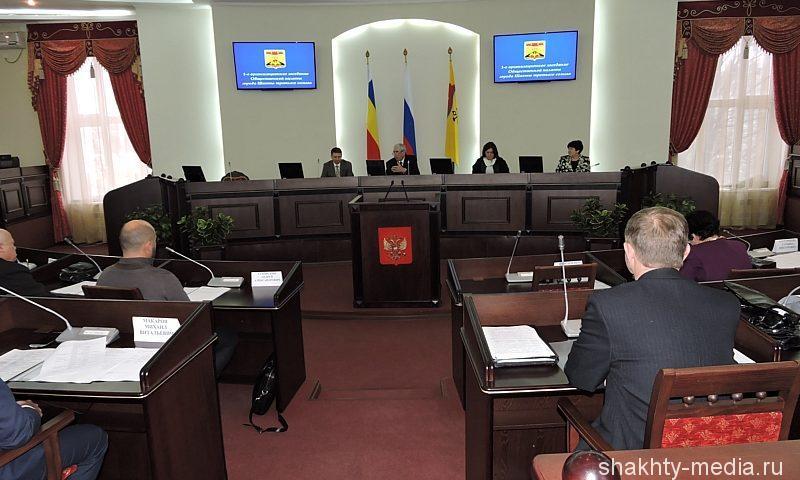 Председателем Общественной палаты г. Шахты вновь избран Юрий Загорулько
