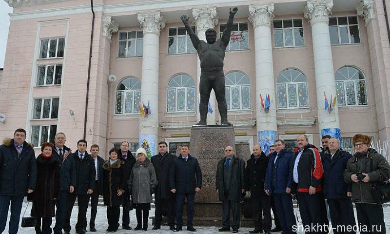 Память великого тяжелоатлета Василия Алексеева увековечат в Рязанской области