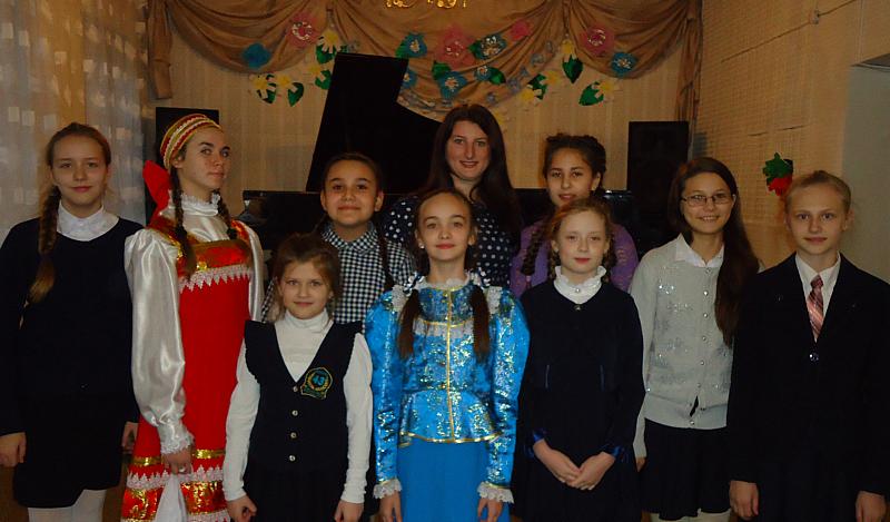 Праздник «Мамочка, любимая моя!»  прошел в Центре искусств Казачьей культуры