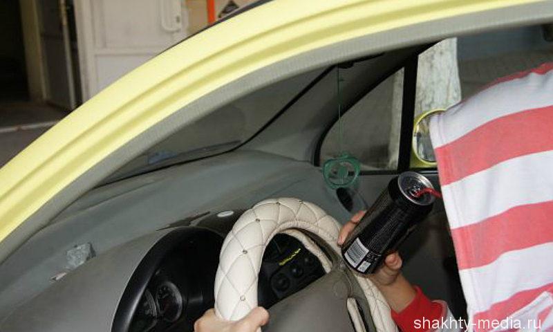В Шахтах за четыре дня шесть водителей сели за руль «под градусом»