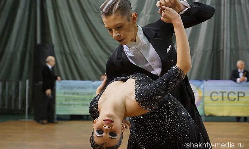 Шахтинские танцоры клуба «Па+Па» стали чемпионами Ростовской области
