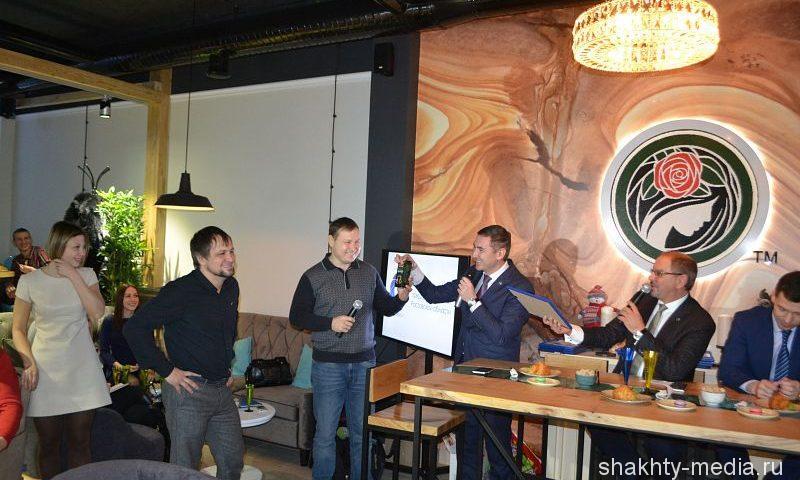 В Шахтах Ассоциация предпринимателей Ростовской области провела новогодний деловой завтрак