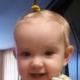 Александра Барыкина, 10 месяцев