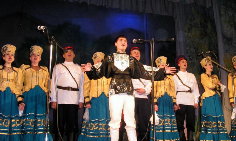 Среди пассажиров разбившегося ТУ-154 был выпускник шахтинского музыкального училища Владимир Халимон