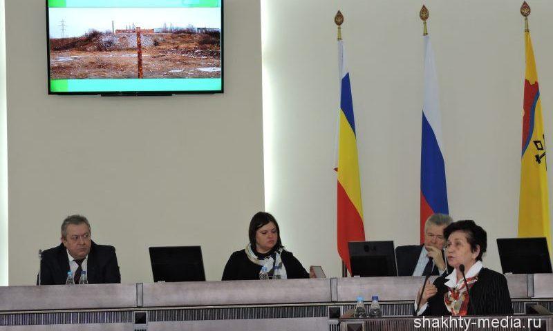 На втором пленарном заседании Общественной палаты обсудили вопросы экологии г. Шахты