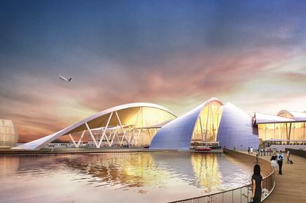 Новому ростовскому аэропорту официально присвоено имя «Платов»