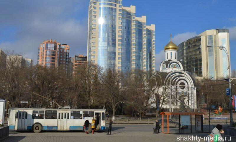 Ростовчанин устроил в центре города стрельбу
