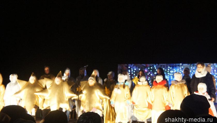 В кафедральном соборе Покрова Пресвятой Богородицы прошла постановка, посвященная Рождеству