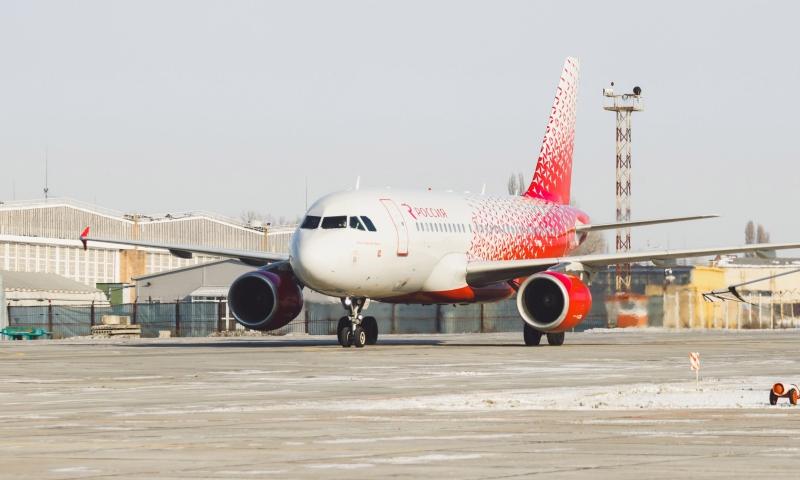 В аэропорту «Платов» совершил экстренную посадку самолет