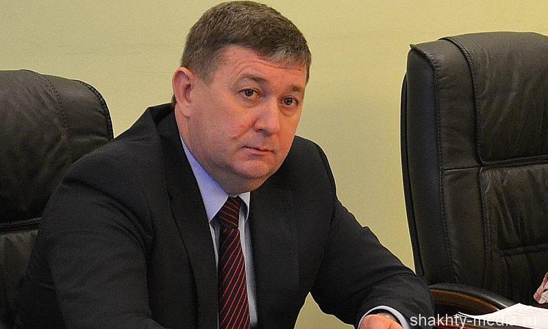 Обращение главы администрации Игоря Медведева к шахтинцам о проведении осеннего месячника по благоустройству