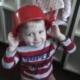Ванечка Митькин, 2 года