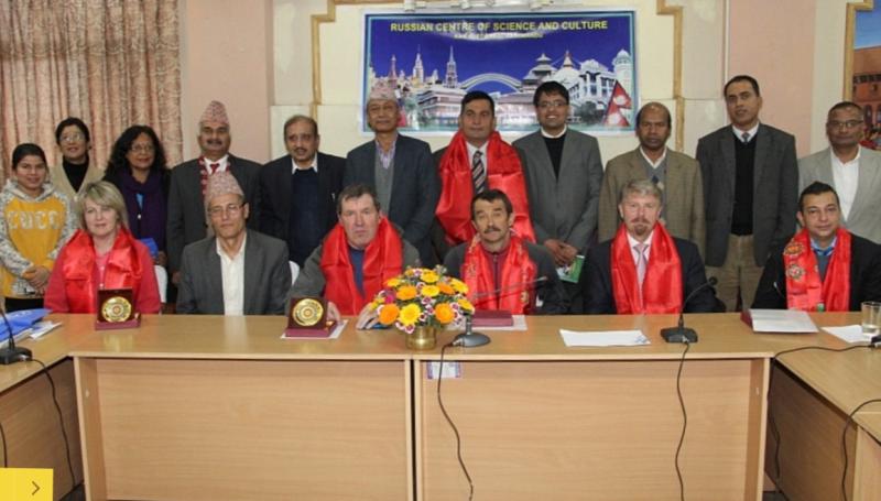 Профессор института ДГТУ принял участие в круглом столе по итогам экспедиции в Непал