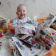 Кира Ольховенко, 7 месяцев