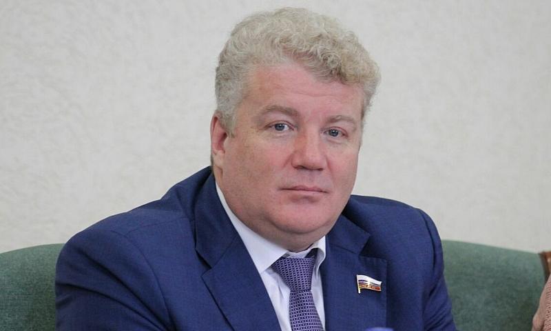 Депутат Государственной Думы Максим Щаблыкин проведет прием граждан в Шахтах