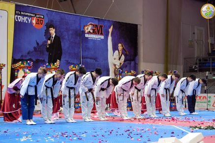 Команда Ростовской области по тхэквондо стала победителем на Всероссийских соревнованиях