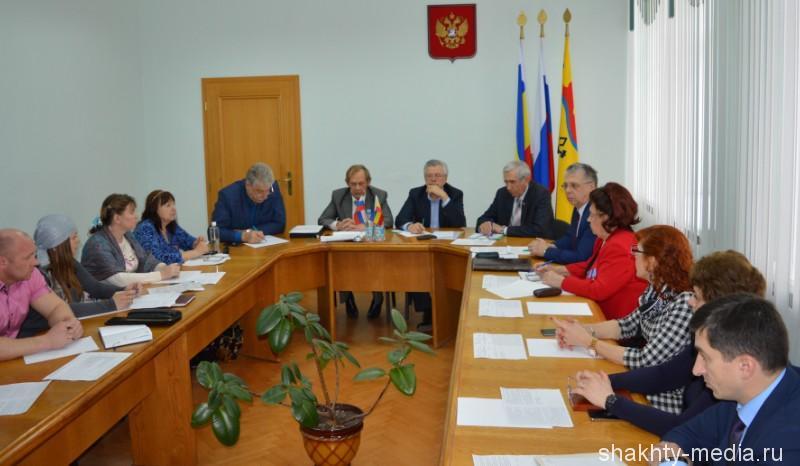 Некоммерческие организации г.Шахты обсудили совместное сотрудничество за круглым столом