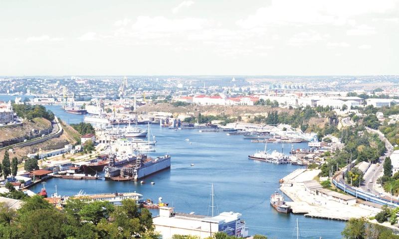 Крымские каникулы в городе русских моряков