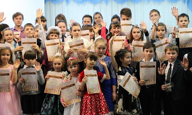 Фестиваль фортепианного и эстрадного искусства «Звездная россыпь» прошел  в Центре искусств им. М.А. Балакирева