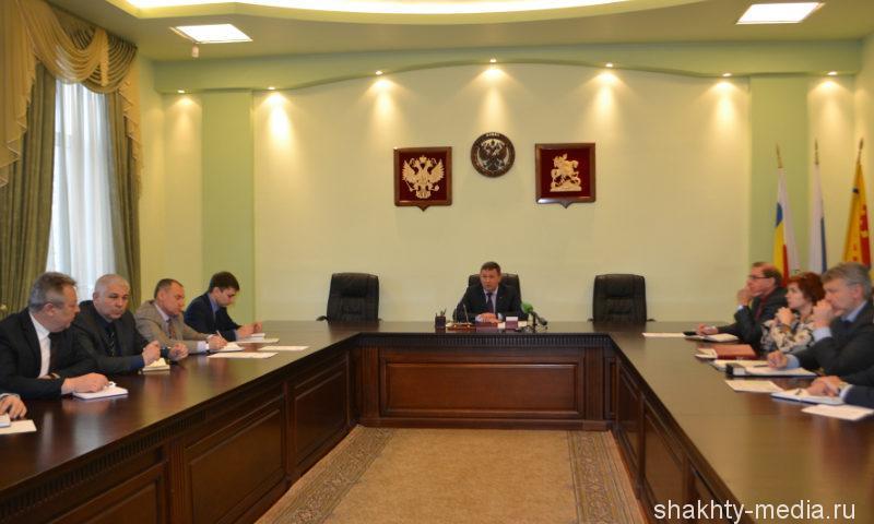 В Шахтах 14 апреля назван Всероссийским днем благоустройства