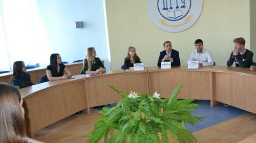 Депутат Государственной Думы провел встречу со студентами ДГТУ