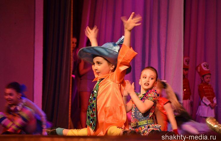 Шахтинский Городской Дом детского творчества проводит мероприятия в рамках летней оздоровительной кампании