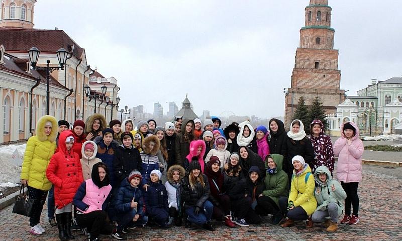 Центр современной хореографии «Империя танца» г.Шахты получил Гран-при фестиваля-конкурса в Казани