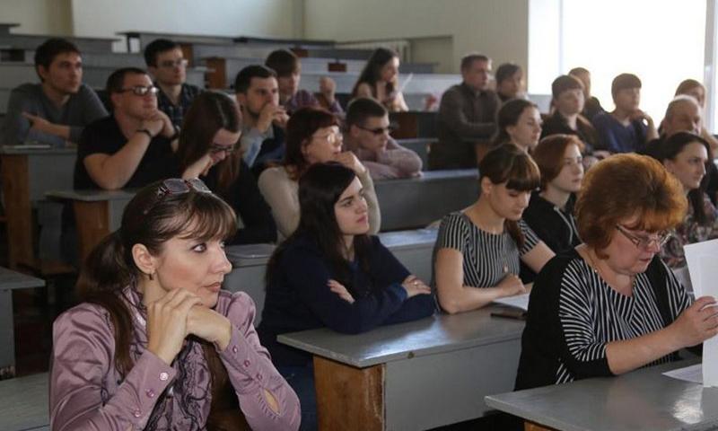 В городе Шахты прошла Всероссийская конференция «Проблема безопасности человека в современном мире»